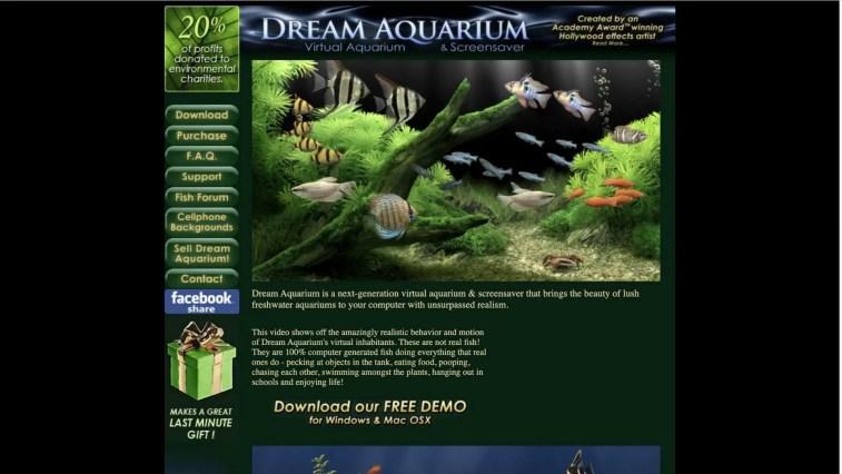 Dream Aquarium affiliate program
