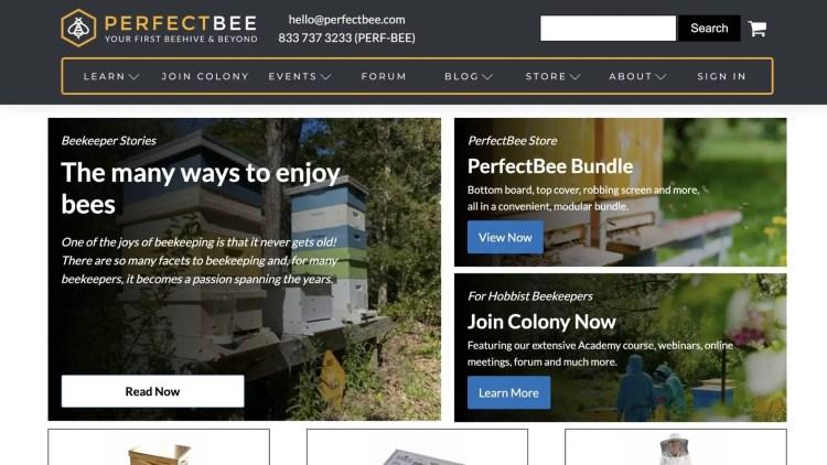 farming affiliate programs: Perfectbee