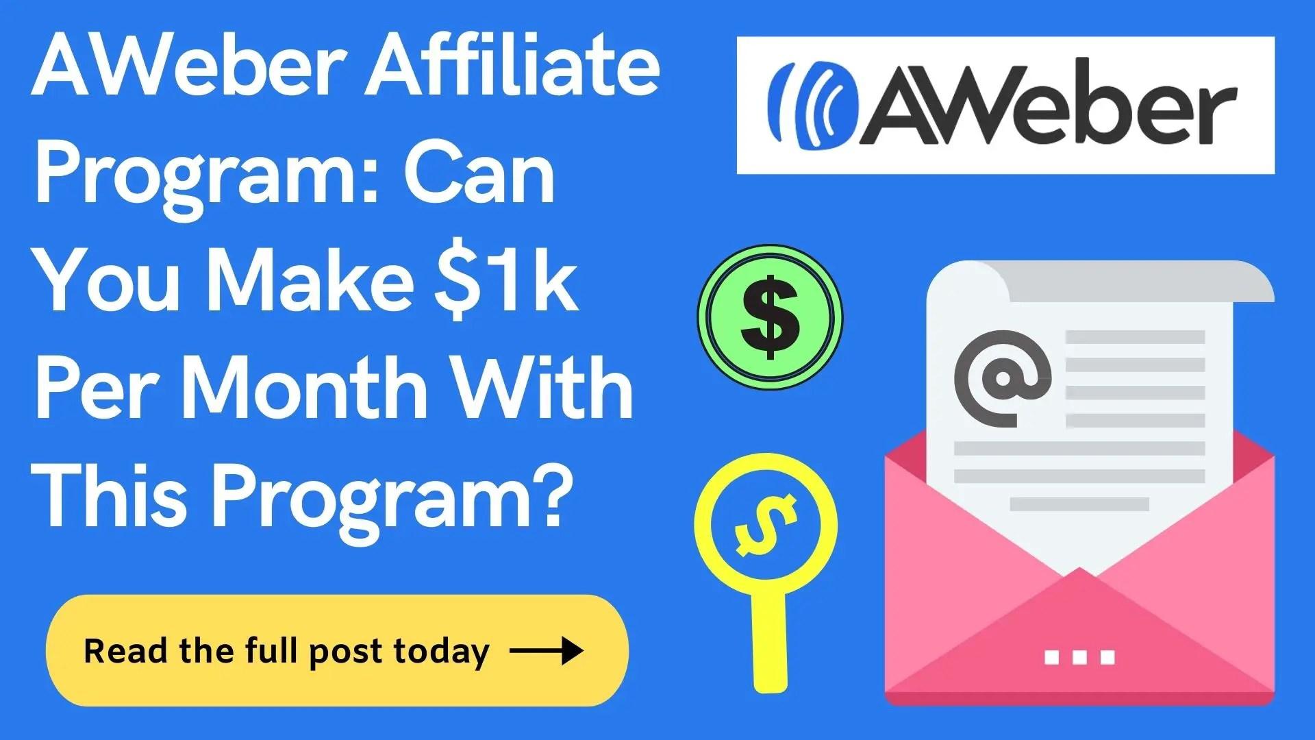 aweber affiliate review