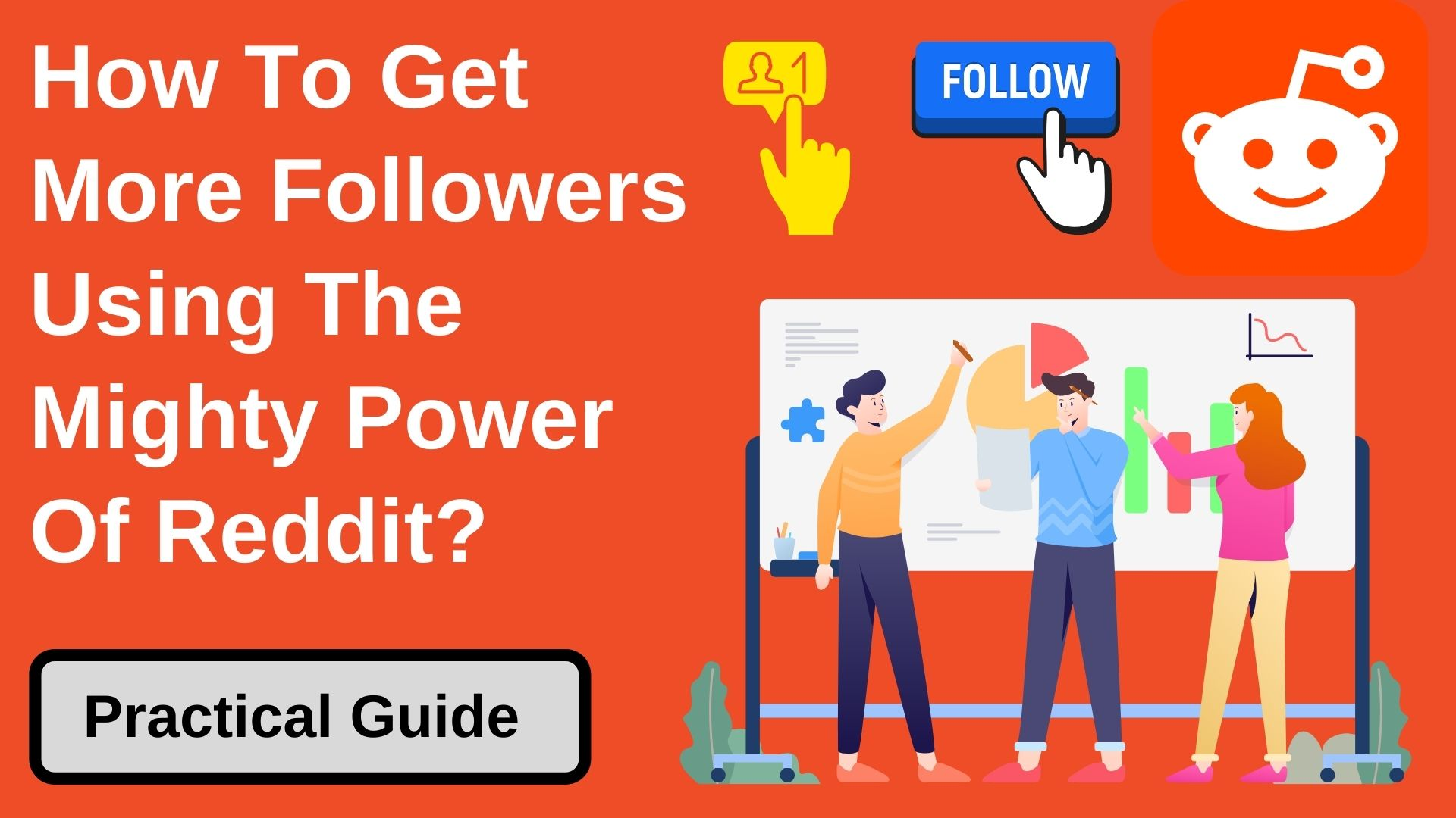 How To Get More Followers Using Reddit?