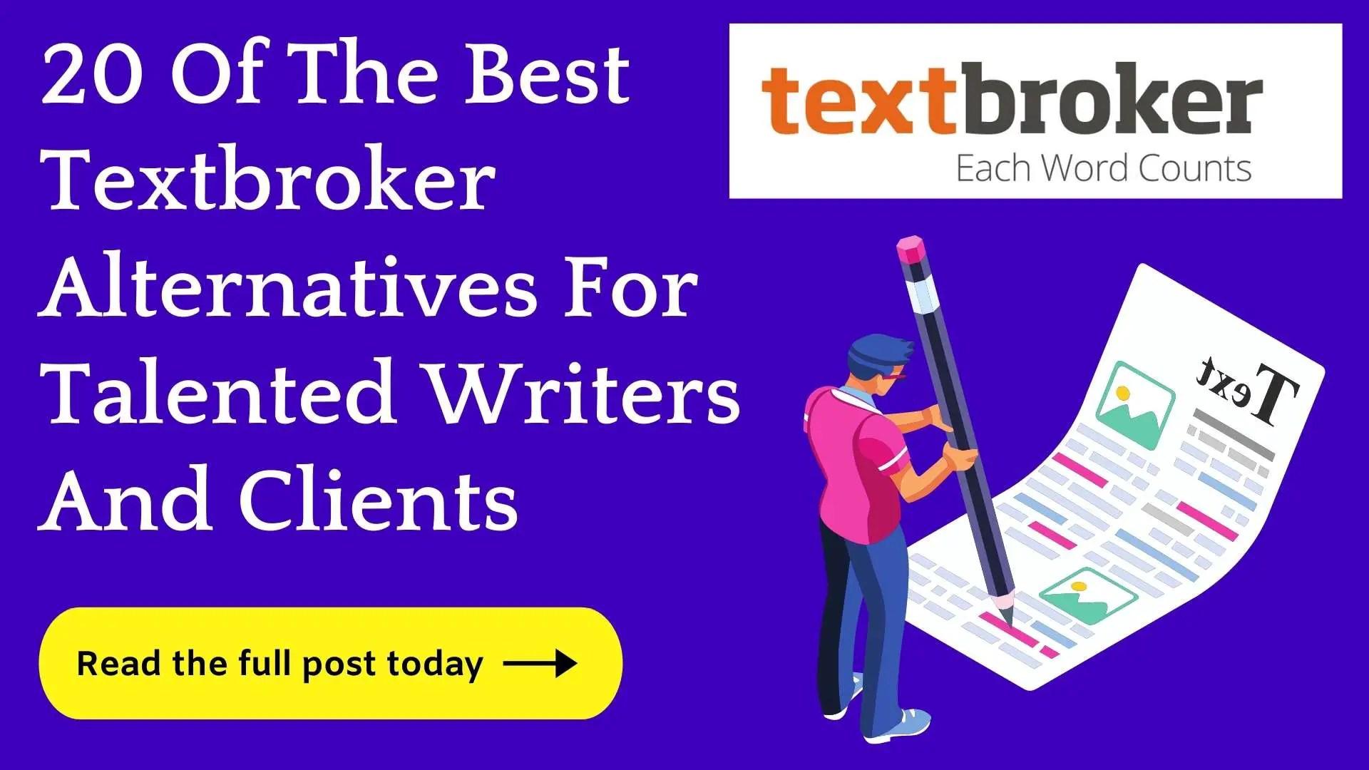 best textbroker alternatives