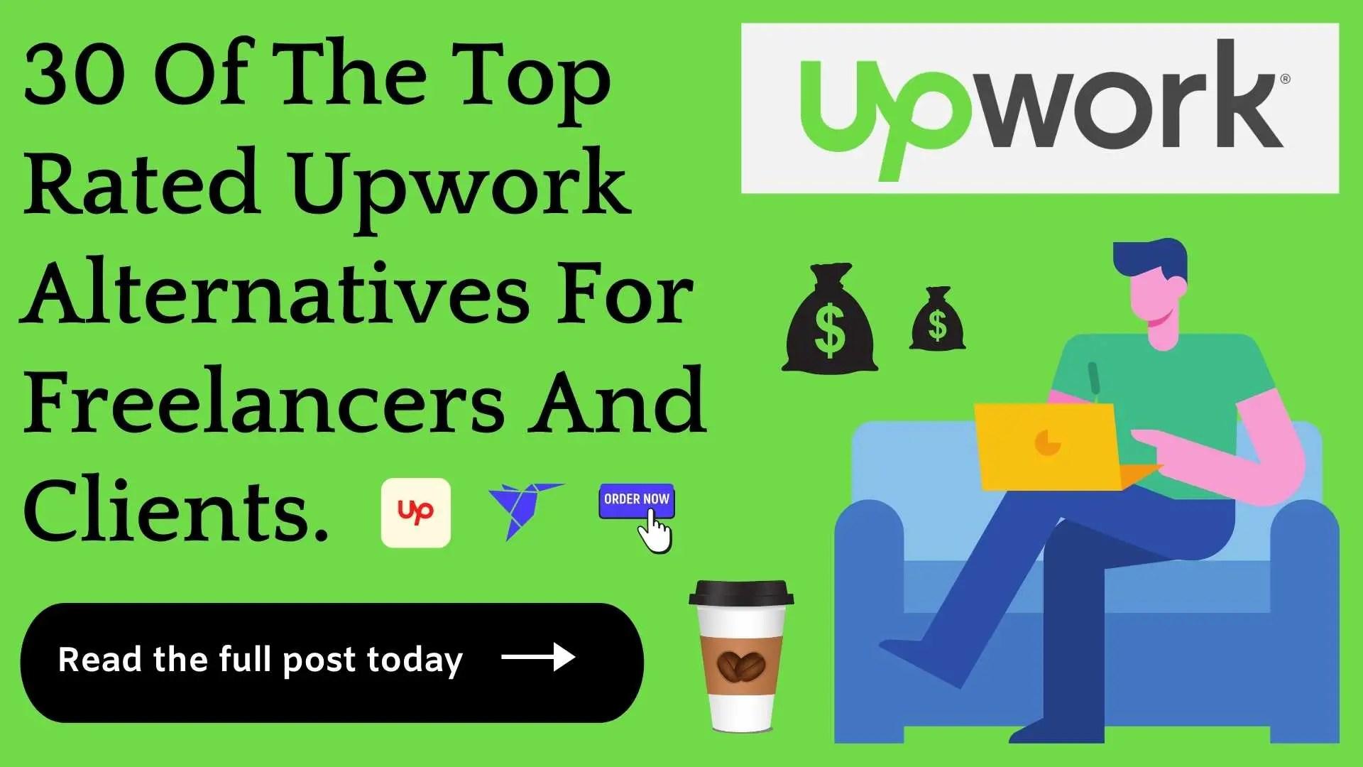 best upwork alternatives