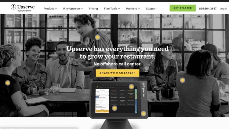 Upserve affiliate program: fast food affiliate programs