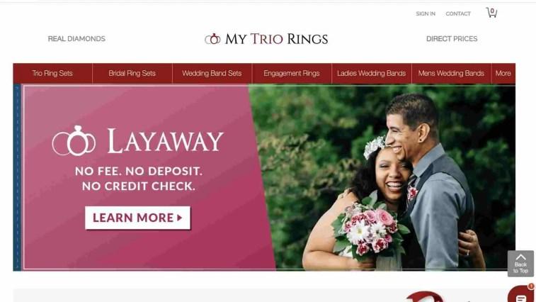 My Trio Rings jewelry affiliate program