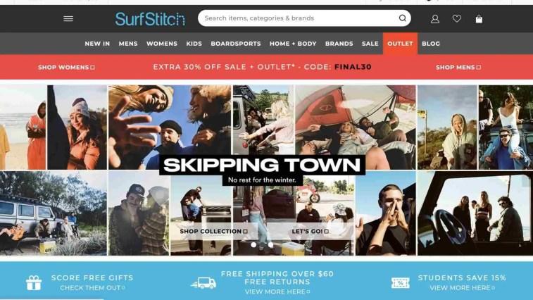 SurfStitch affiliate program