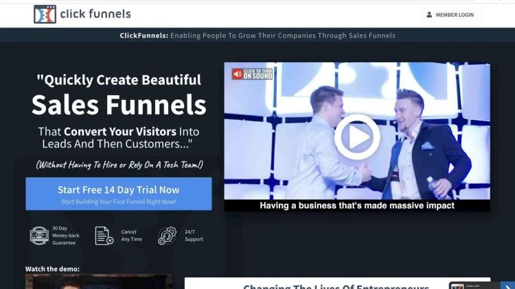 ClickFunnels: Network Marketing Secrets