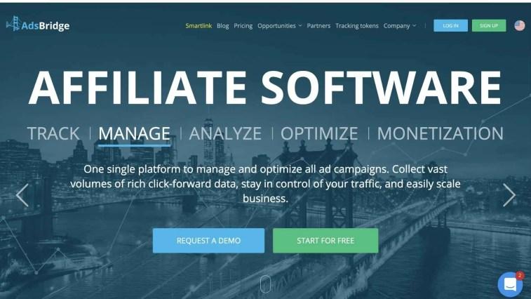 AdBridge: alternative to ClickMagick