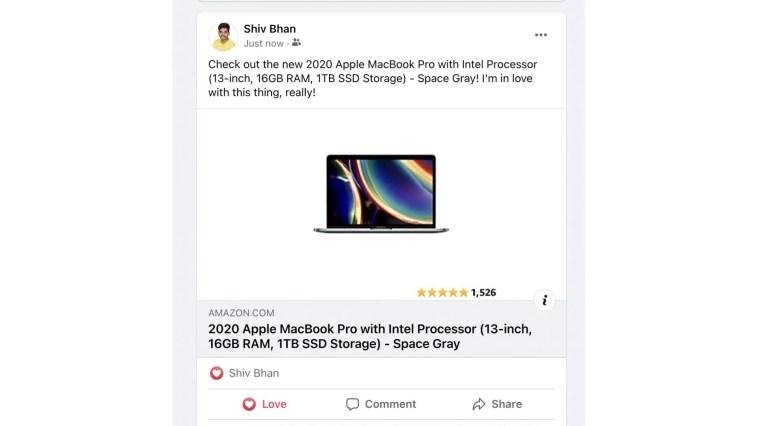 Direct Facebook affiliate marketing