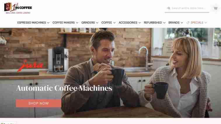 1st In Coffee Affiliate Program Multi Tiered