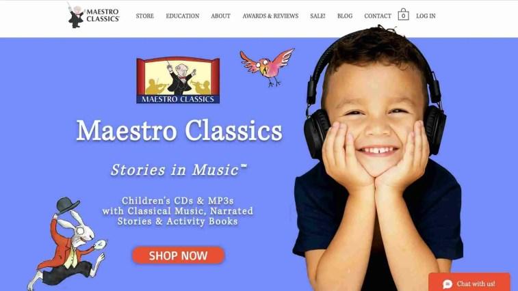 Maestro Classics Affiliate Program