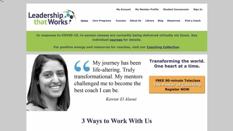 Leadership That Works affiliate program