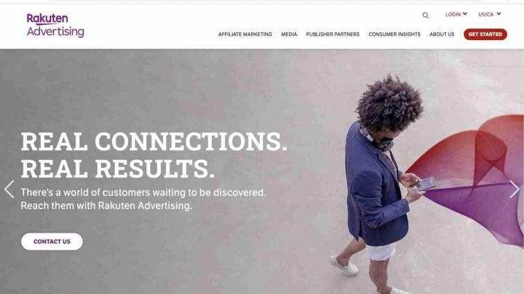 Rakuten LinkShare affiliate network