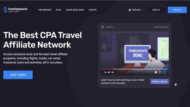 TravelPaouts multi tier affiliate