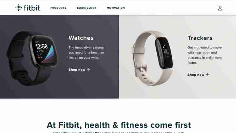 Fitbit affiliate program tech