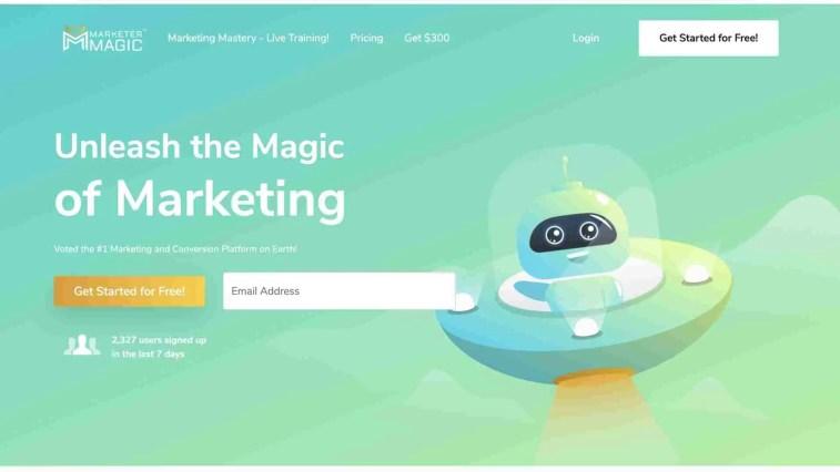 Marketer Magic affiliate program