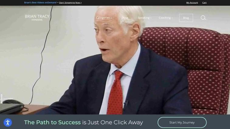Brian Tracy Affiliate Program: leadership