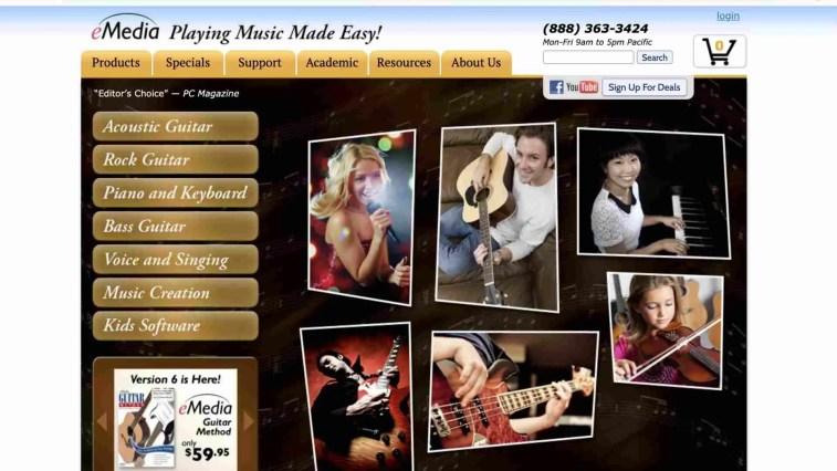 eMedia Music Affiliate Program