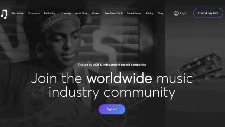 Music Gateway Affiliate Program