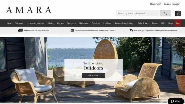 AMARA luxury affiliate