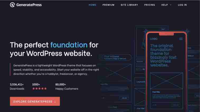 GeneratePress Affiliate Program