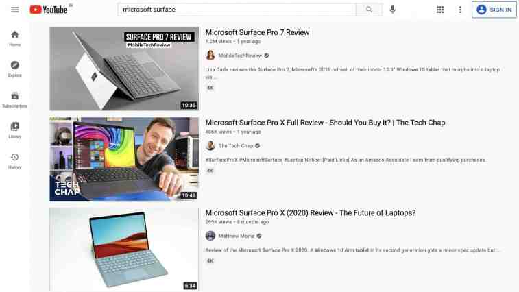 Promoting Microsoft on YouTube as an affiliate