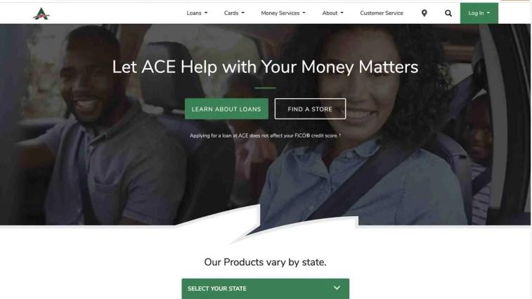 Ace cash express affiliate
