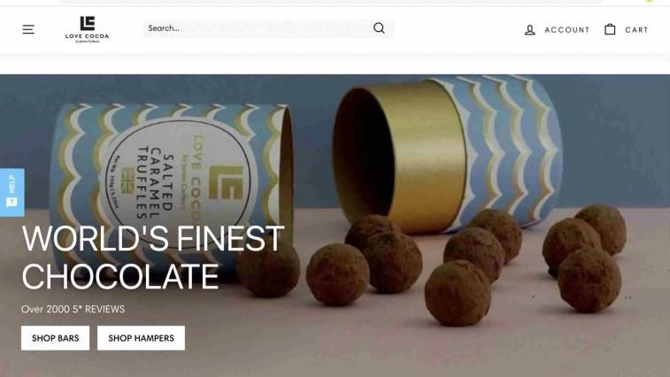 love cocoa affiliate program