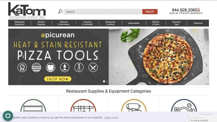 Katom Restaurant Supply Affiliate Program