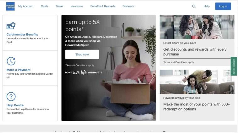 American Express Affiliate Program