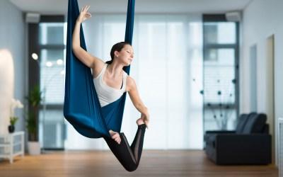 Pop Up Class «Shivarocks Aerial Yoga» – Flowing Elements MO 14.01.19-01.04.19