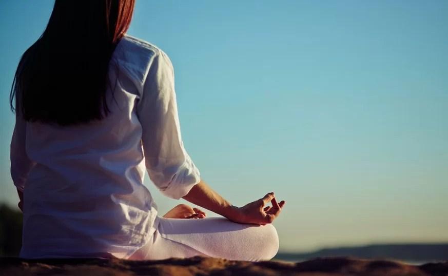 瞑想の正しい地図を持って歩む