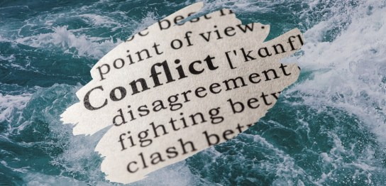 Basic conflict life and death