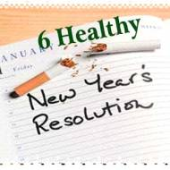 6 Healthy New Year Resolutions To Make For 2017