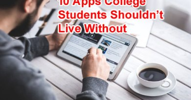 10 Apps College Students Shouldn't Live Without