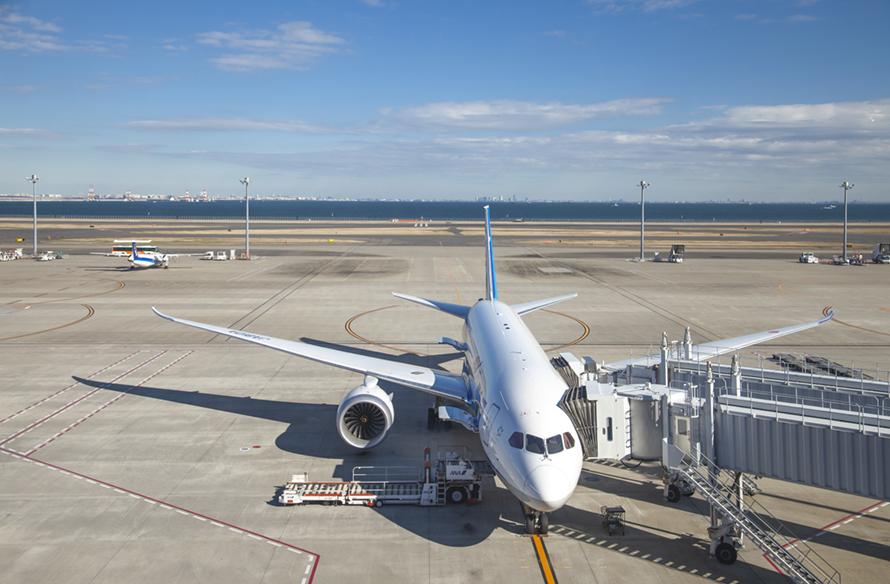 空港施設の災害対策