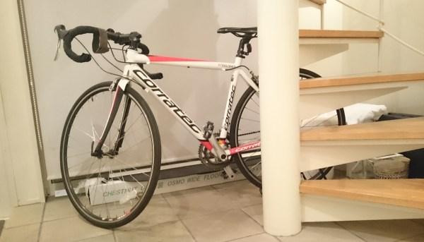 Corratec Dolomitiロードバイクの活用法?!