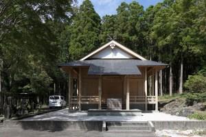 人穴浅間神社