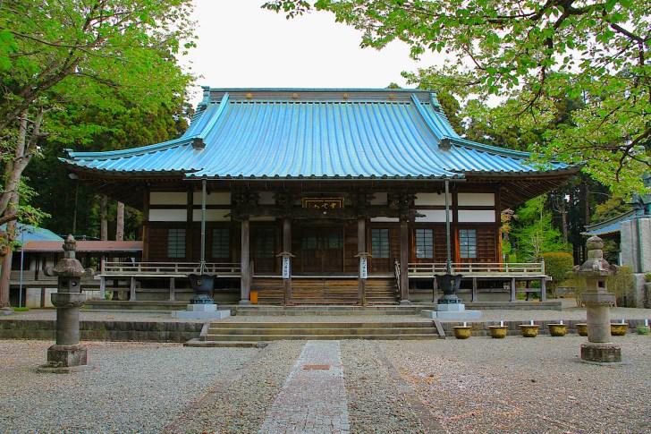 富士五山・北山本門寺
