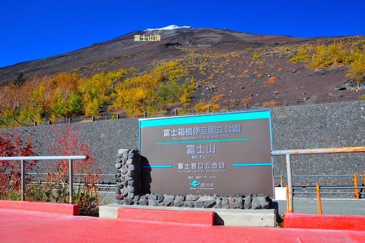 マイカーやレンタカーで到達できる日本最高所は富士宮口五合目