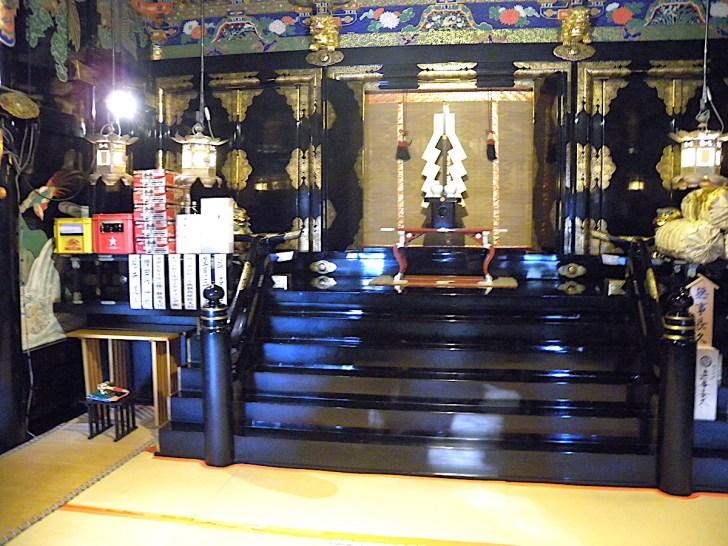 久能山東照宮・神廟