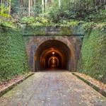 宇津ノ谷隧道(明治のトンネル)