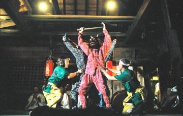 『寺野ひよんどり』(浜松市)
