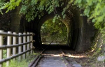 井川湖畔遊歩道