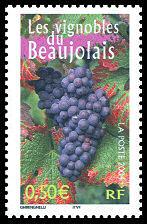 timbres-gastronomie-vignoblesbeaujolais