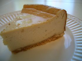 BAKED-TOFU-CHEESE-CAKE