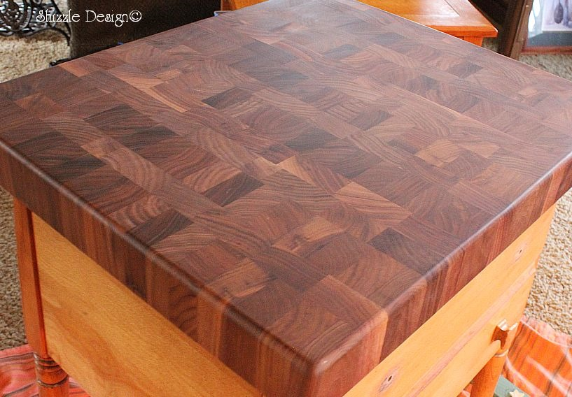 Butcher Block Giveaway Cece Caldwell S Chalk Clay Paint Zle Design Grand Rapids Michigan Holland How To