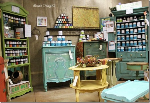 Shizzle Design painted furniture Authorized Retailer CeCe Caldwell's Paints located within Not So Shabby 2975 West Shore Drive Holland, Michigan 49424 colors ideas 11