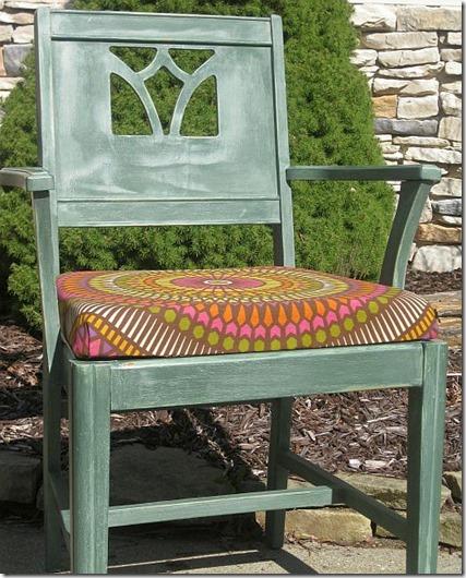 msu workshop painted chair karen 3