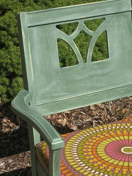 msu workshop painted chair karen 4