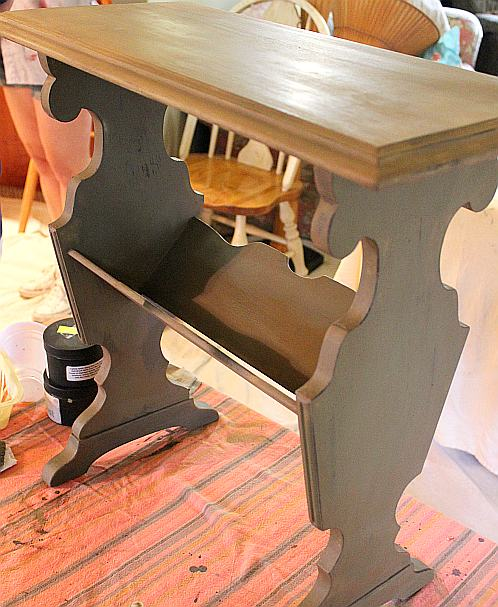 July 9 Shizzle Design paint your furniture workshop